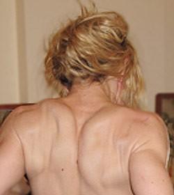 Las cuatro fotos de Madonna desnuda