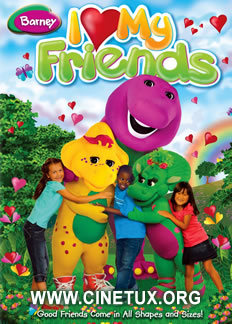 Barney: Amo a mis Amigos Poster