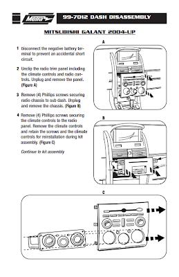 wiring diagrams and free manual ebooks metra 99 7012 radio wiring harness mitsubishi galant 2004 up