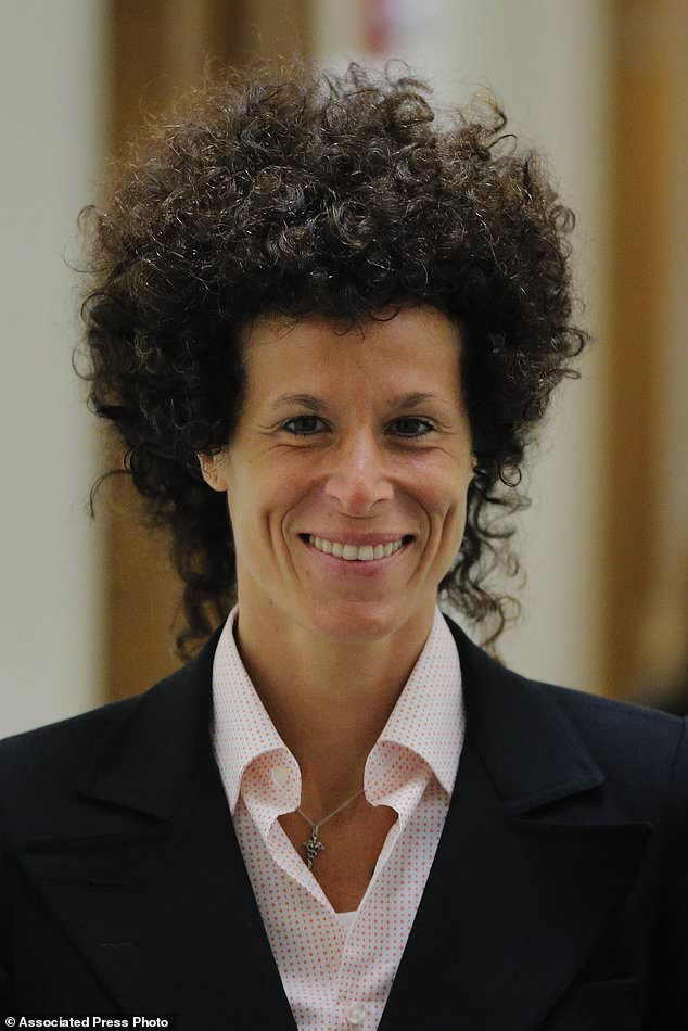 ANDREA CONSTAND: THE LESBIAN WHO TOOK COSBY DOWN.