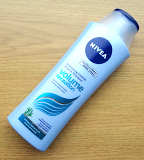 Nivea Volume Sensation Shampoo