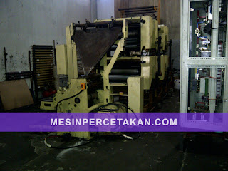 Web Leader | Web printing machine