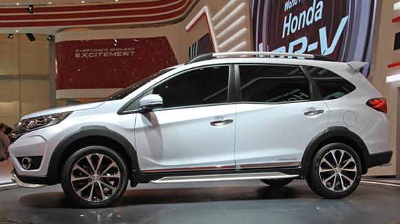Mobil Merk Honda BR-V 2016 Terbaru