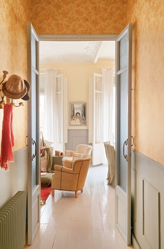 Girly interior design