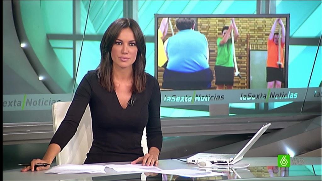CRISTINA SAAVEDRA, LA SEXTA NOTICIAS (08.11.13)