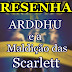 Resenha: Arddhu e a maldição das Scarlett, de Joana D'arc