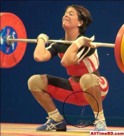 Olympic Games funny photo