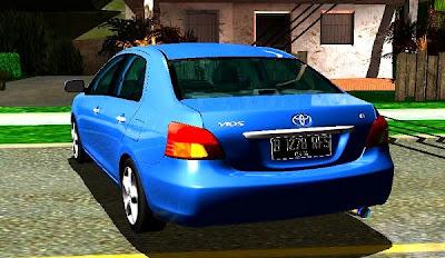 Mod Toyota Vios