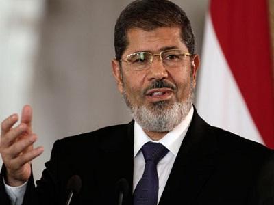 Presiden Mesir Dr Mursi Dikudeta Militer