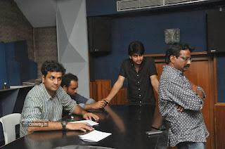 Vaaraahi-Chalana-Chitram-Production-No-3-Songs-Recording