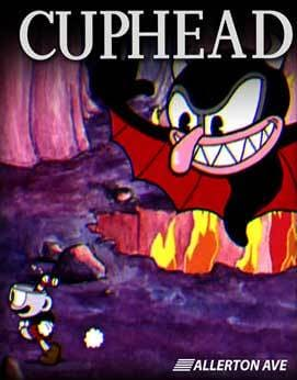Cuphead Jogos Torrent Download capa