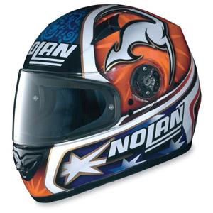 Nolan Helmets : X-602 Stoner replica