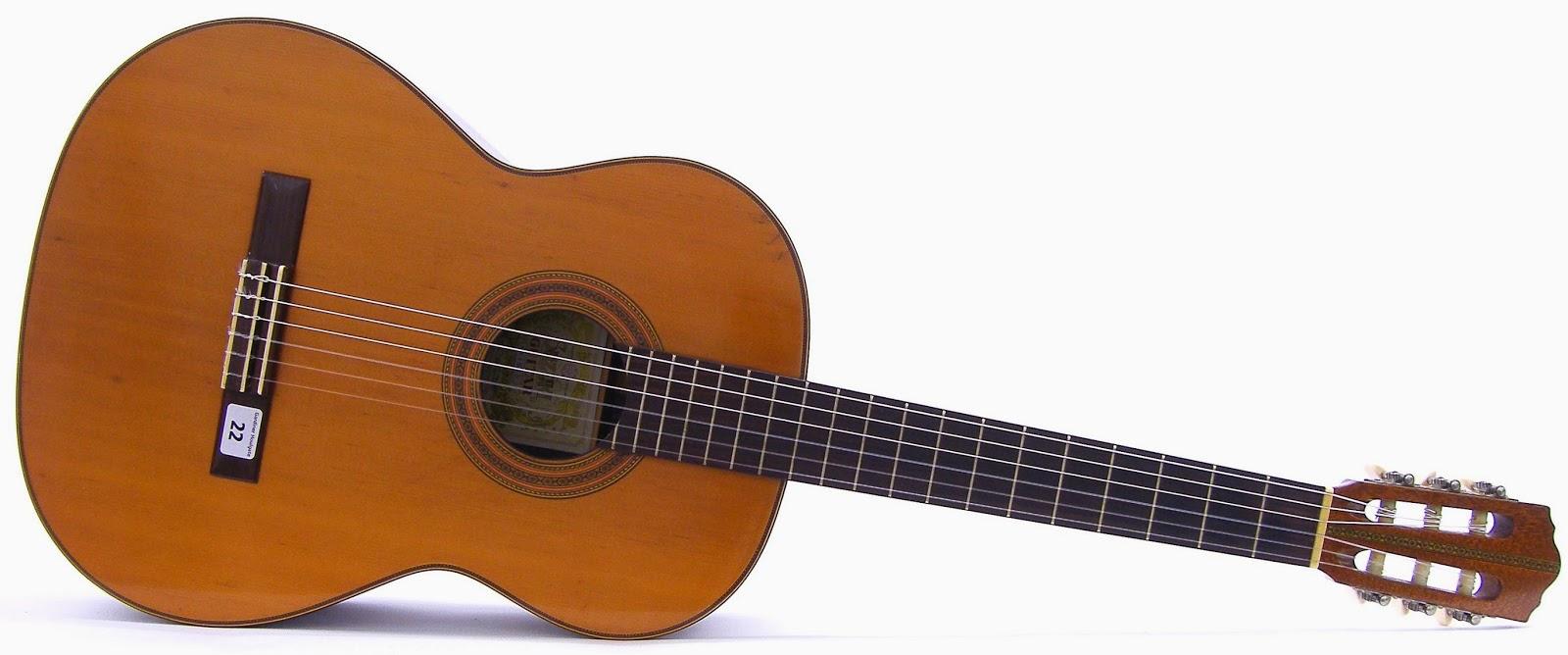 La guitarra cl sica for Guitarras la clasica