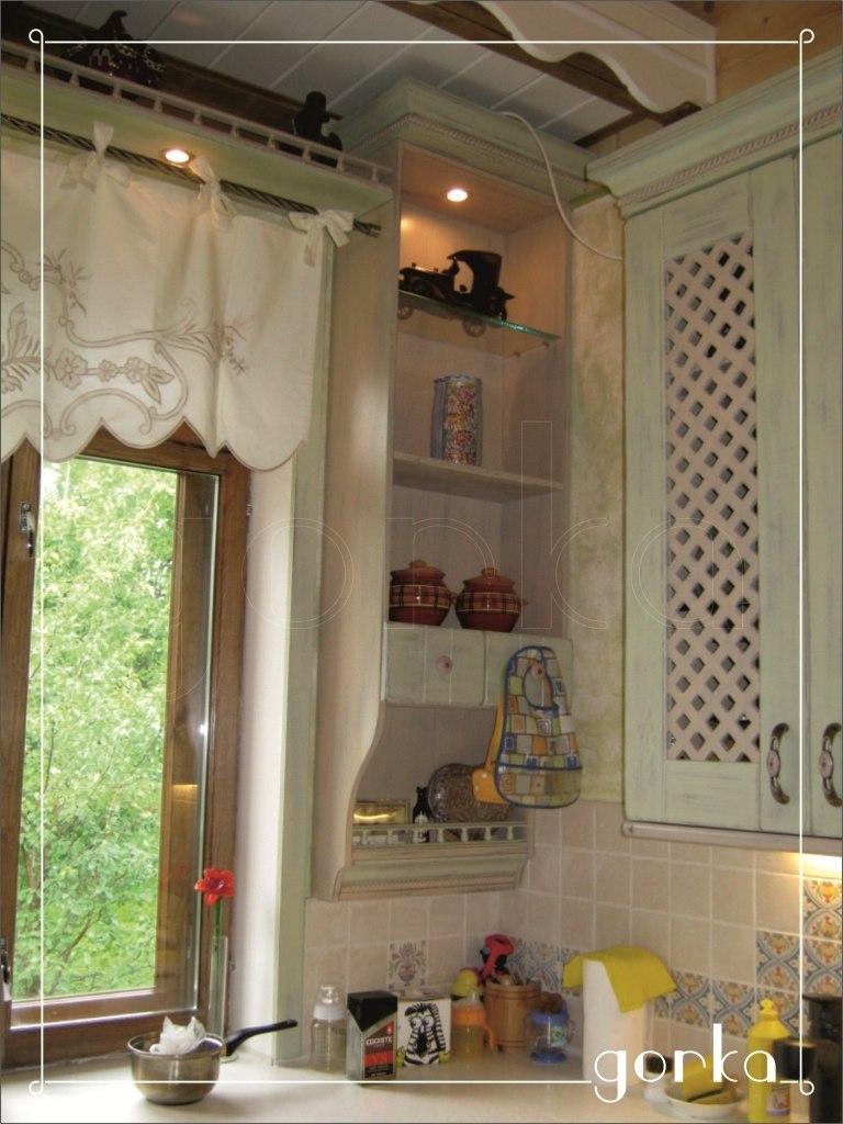 Роспись кухонных