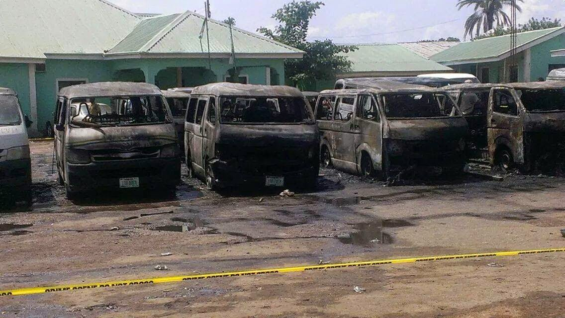 gombe motor park bombing