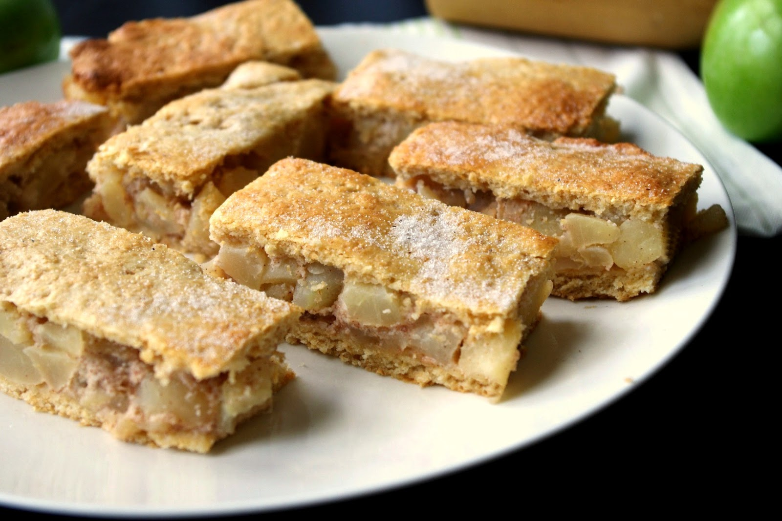 the nOATbook: Apple Pie Slice