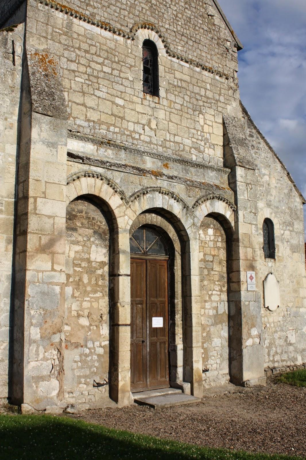 pont sainte maxence ancienne glise saint lucien de sarron 60 aglise saint lucien de
