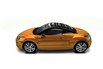 Peugeot RCZ View