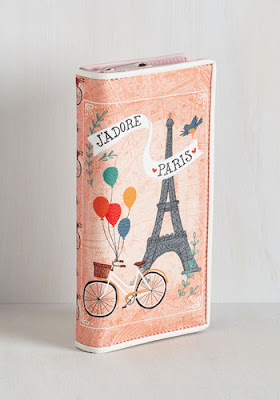 Sweet little Paris wallet
