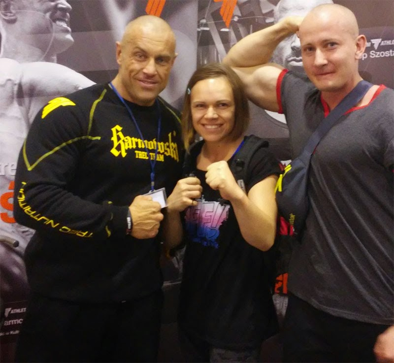 Karmowski, Monika Turemka, Ja
