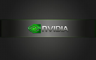 Nvidia Minimalistic HD Wallpaper