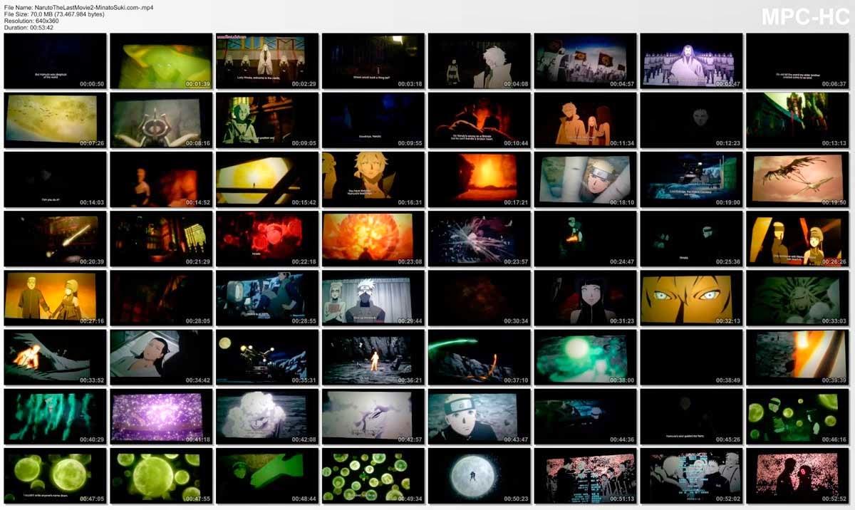 Download Naruto Shippuden The Last Movie 10 (2015) Subtitle Indonesia Gratis