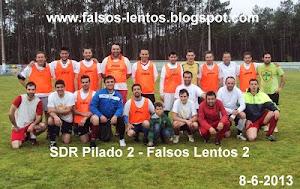 Pilado / Falsos Lentos (2013)