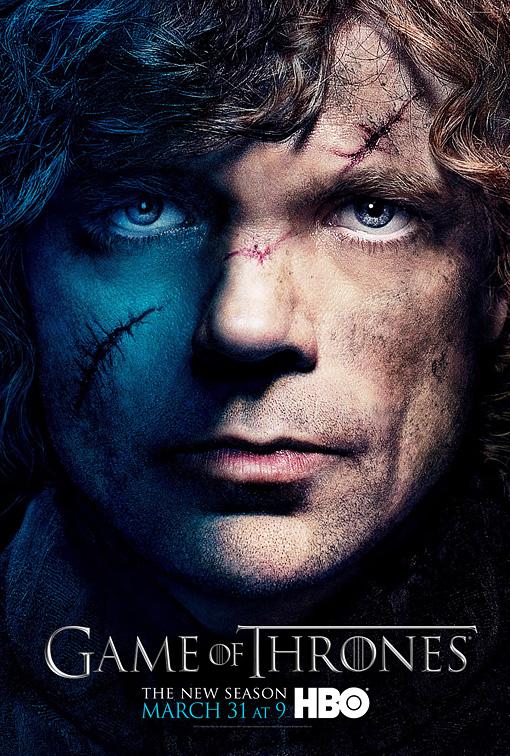 Tyrion poster 3T - Juego de Tronos en los siete reinos