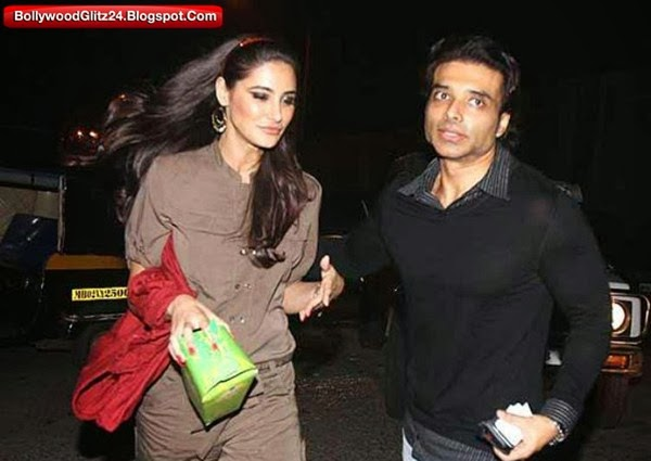Nargis Fakhri and Uday Chopra Spotted together