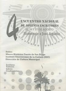 Encuentro Nacional de Jóvenes Escritores