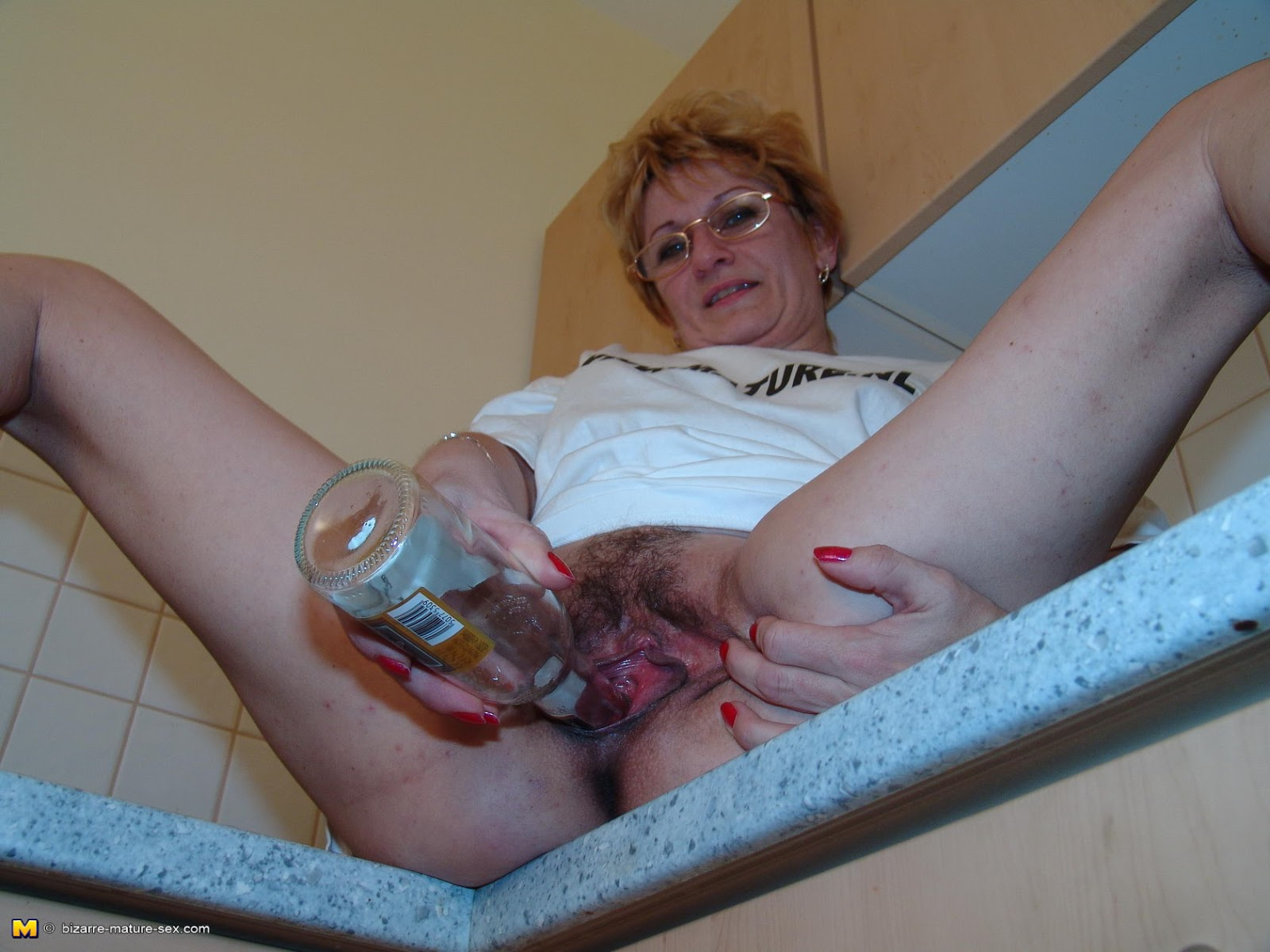 82 year old grandma libby takes young black cock 1