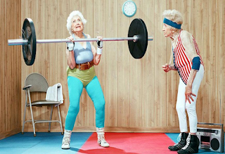 How to get healthy and strong after 60