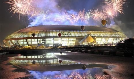 Stadion Terbaik DI Indonesia Terbaru 2013