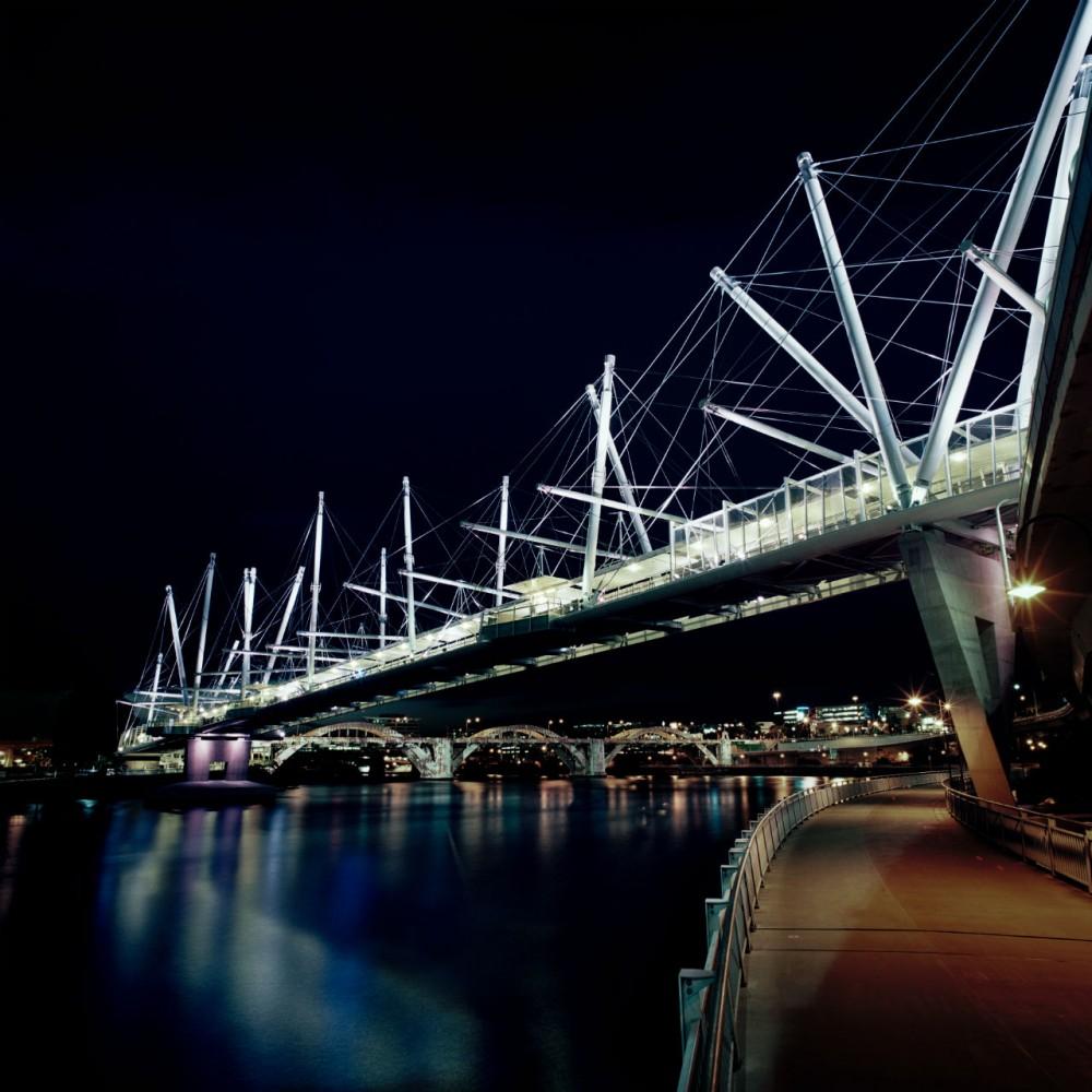 Kurilpa Bridge By Cox Architecture Housevariety