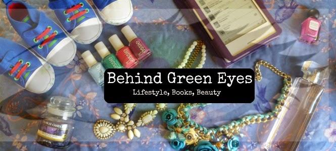 Behind Green Eyes