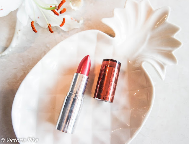 The Body Shop Colour Crush Lipstick Spice things up 330