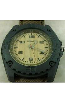 jam tangan, go green, friendly