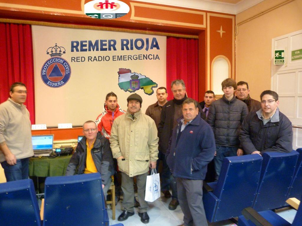 Ea1rcr radio club rioja junio 2012 - Empresas colaboradoras ...