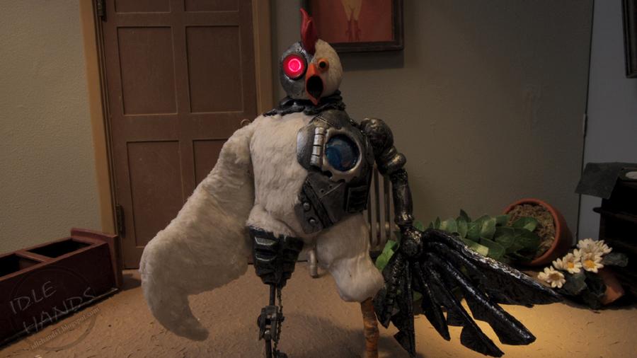 adult%2Bswim%2BRobot%2BChicken 1 Robot Chicken Interactive Video