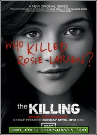 The Killing 1ª, 2ª, 3ª 4ª Temporada Torrent Legendado