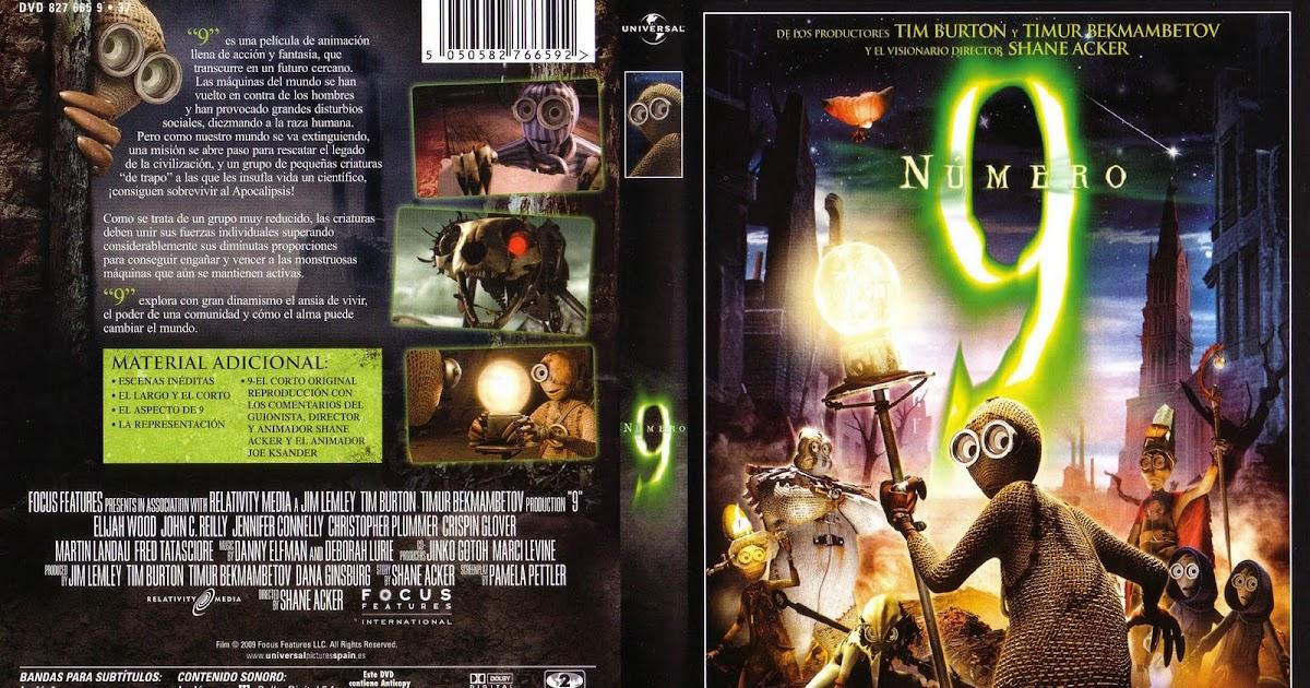 Deborah Lurie / Danny Elfman - 9 (Original Motion Picture Soundtrack)