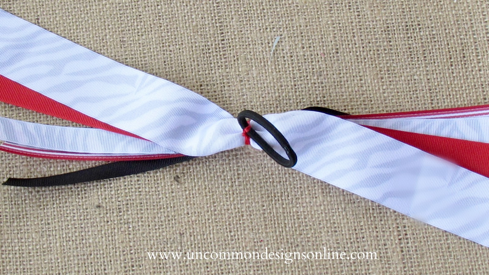How To Make Spirit And Cheer Ribbons Hair Bows With The I Top Howtotiethebowtieknottyinginstructionspng
