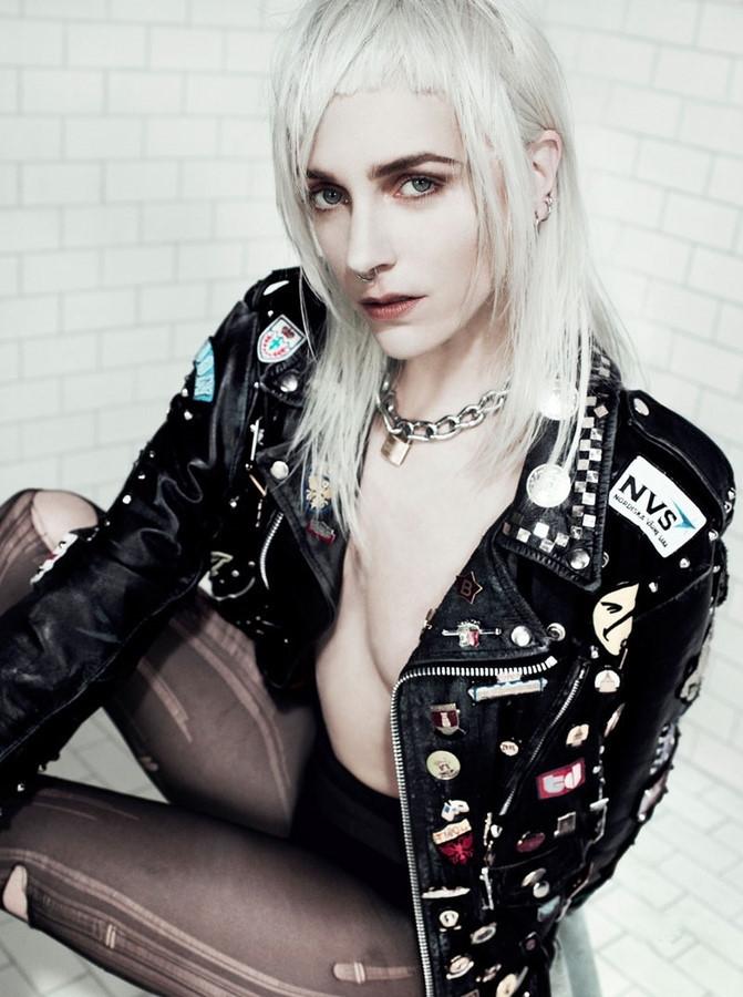 Punk gothic clothing for women