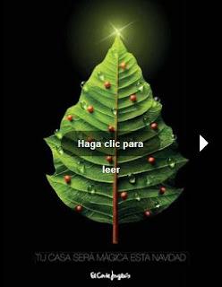 Adornos navide os el corte ingles 2012 for Adornos navidenos corte ingles