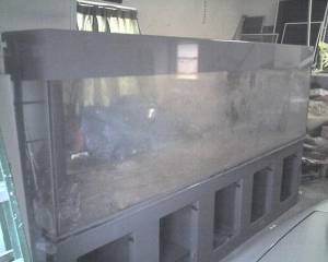 Giant aquariums 500 gallon aquarium 5000 kenilworth for Fish tanks craigslist