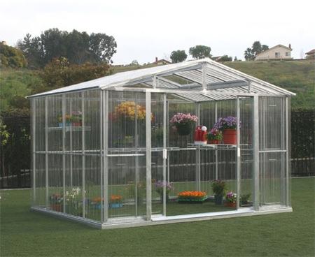Gambar 1 : Greenhouse
