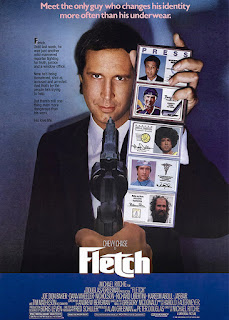 """""""Fletch"""" (1985), reż. Michael Ritchie. Recenzja Filmu."""