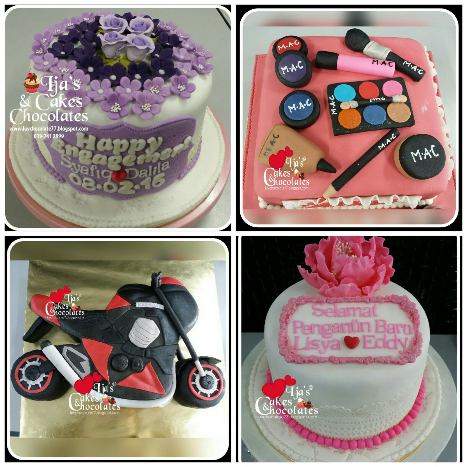 BIRTHDAY CAKES/HANTARAN