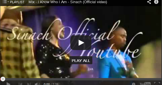 The Name of Jesus Sinach Live in Concert Tracklist