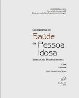 ..Caderneta do Idoso..
